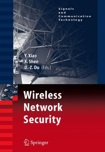 Wireless Network Security (Signals and Communication Technology) PDF