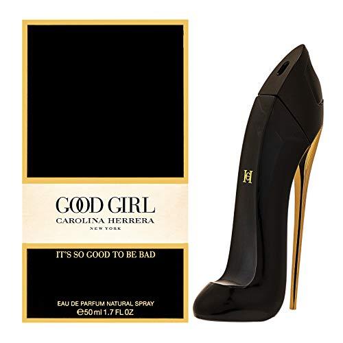 dcc8298e7f Amazon.com : CAROLINA HERRERA Good Girl Eau de Perfume Spray, 2.7 Ounce :  Beauty