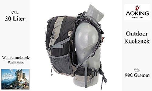 Multifunktionsrucksack / Campus Daypack Rucksack / Bag A / 4 Outdoor Sport City Schule Arbeit & Freizeit Bag Schulrucksack Sportrucksack Backpack