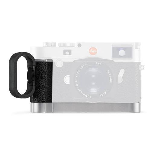 - Leica Hand Grip for M10 Digital Camera, Silver