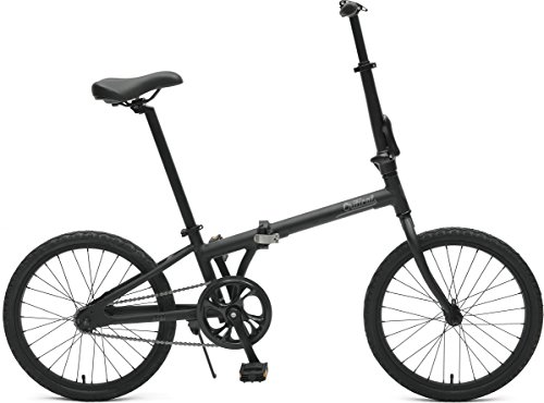 Big Save! Critical Cycles Judd Folding Bike Single-Speed with Coaster Brake