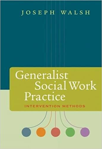 Amazon.com: Generalist Social Work Practice: Intervention Methods ...