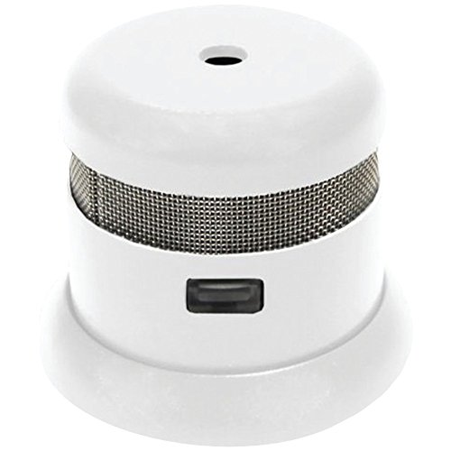 FIRST ALERT P1000 ATOM Micro Photoelectric Smoke Alarm Home, garden & living
