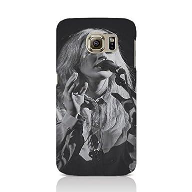Samsung Galaxy S6 Edge Plus De Ellie Goulding Piel Carcasa ...