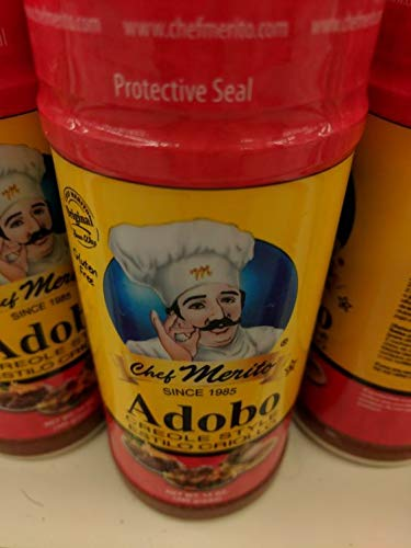 Chef Merito Adobo Seasoning 14 Oz. (6 Pack)