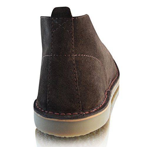 boots ikon mod retro suede Chocolate real gobi Brown desert xwCYqOBw7