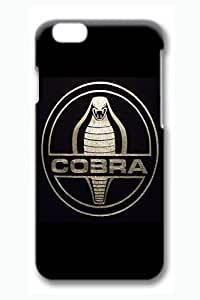 iPhone 5c Case - Full-Body Rugged 3D Print Hard Cases for iPhone 5c Ford Mustang Cobra Shelby Car Logo 13 Ultra Fit Customized Designs Cases for iPhone 5c es