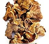 Dried Chantrelle Mushrooms (8 oz)