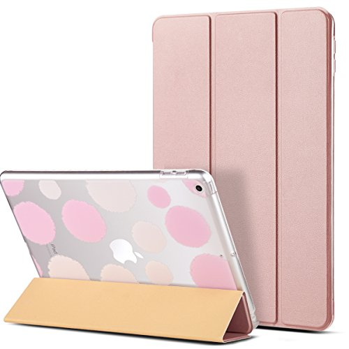 ULAK iPad 2017/2018 iPad 9.7 inch Case, Slim Lightweight Sma