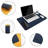 YSAGi Multifunctional Office Desk Pad, Ultra Thin