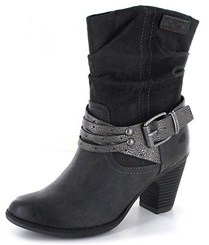 s.Oliver5-5-75361-27 - botas clásicas Mujer gris