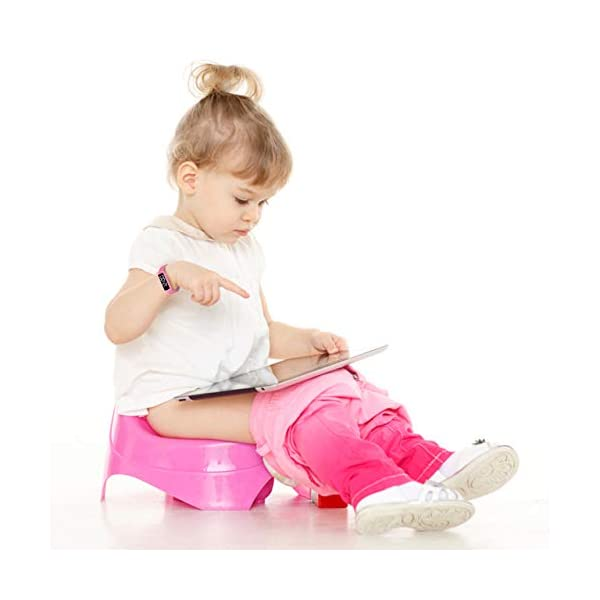 Toddlers trainer pink