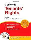 California Tenants' Rights, Janet Portman and David Brown, 1413305733