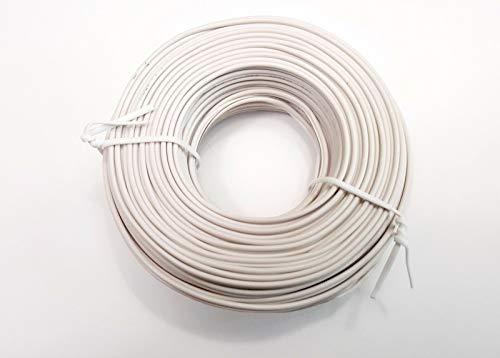 ((New) Garage Door Opener Universal Wire 100FT, 2 Conductor Bell)