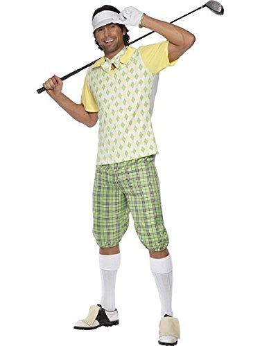 Gone Golfing Costume (Medium Green Men's Gone Golfing)