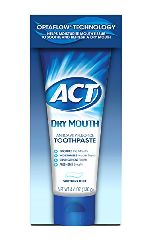 Mouth Anticavity Fluoride Toothpaste Soothing