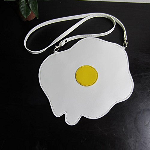 Poached Shoulder Bag Purse Eggs Handbag Women Cute Fashion EnCxwqSXpB