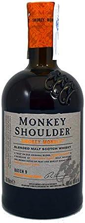 Monkey Shoulder SMOKEY MONKEY Blended Malt Scotch Whisky BATCH 9 40% - 700 ml