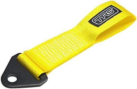 Trs Motorsport As Gelb Original Trs Schlaufe Universal Abschleppschlaufe Abschleppöse Racing Yellow Tow Hook Jdm Tuning Auto
