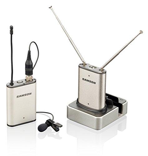 Samson Airline Micro Camera Wireless Microphone (Channel N5) by Samson Technologies