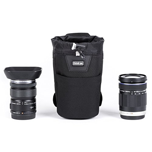 Think Tank Photo Lens Changer 15 V3.0 Lens Case (Black) by Think Tank