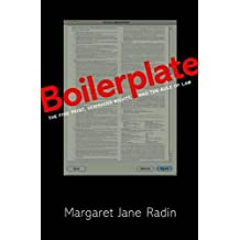 Boilerplate: The Fine Print, Vanishing Rights, and the Rule of Law