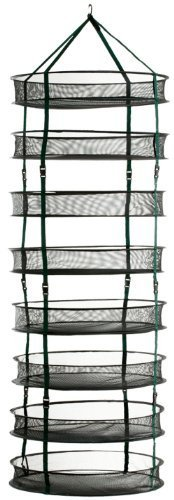 STACK!T Dry Rack with Clips, 2-Feet by STACK!T by STACK!T