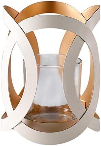 燭台ローソク足キャンドルホルダー ヨーロッパのミニマリストキャンドルスティックホルダーキャンドルライトディナーの小道具キャンドル