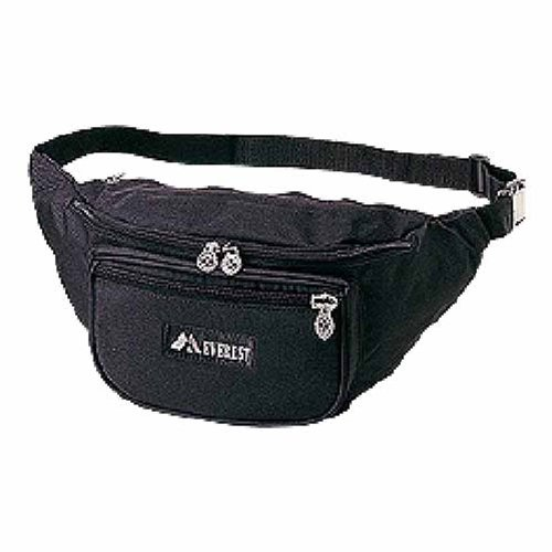 Everest 044XLD Extra Large Fanny Pack (Price/Each),