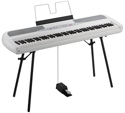 Korg SP280BK 88 Key Digital Piano with Speaker in Black