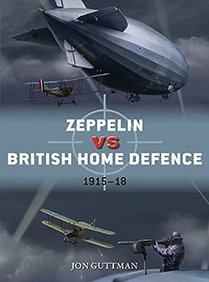 Zeppelin vs British Home Defence 1915–18 (Duel)