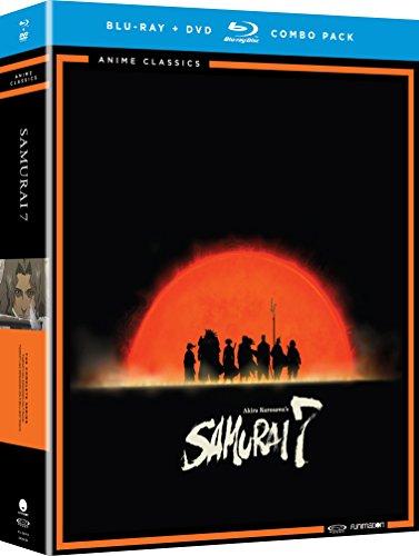 Samurai 7: The Complete Series Classic (Blu-ray/DVD Combo)