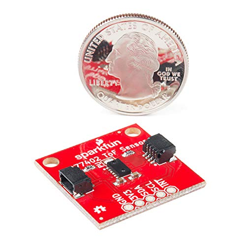 SparkFun (PID 14539) Distance Sensor Breakout - RFD77402 (Qwiic) by SparkFun (Image #1)