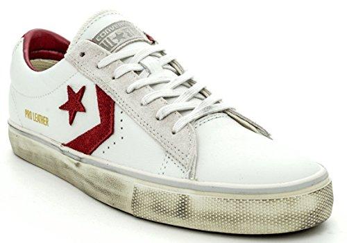 Converse Pro Cuero Vulc Buey Hombre Deportivo Zapatos
