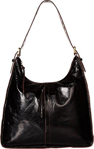 HOBO Vintage Marley Shoulder Bag, Black, One Size by HOBO