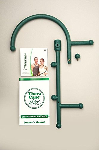 - Thera Cane MAX: Trigger Point Massager (Green)