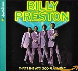 Billy Preston That S The Way God Planned It Amazon Com Music