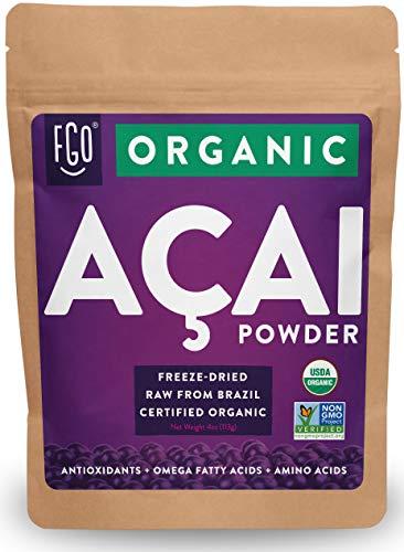 Organic ACAI Powder Freeze-Dried