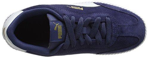 puma Adulte Indigo Puma Cup Sneakers Bleu Astro White blue Mixte Basses w6zUPpSqX