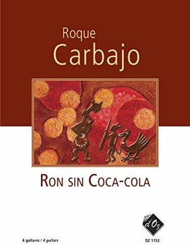 Ron sin Coca-cola - 4 Guitars - SET: Amazon.es: Instrumentos ...