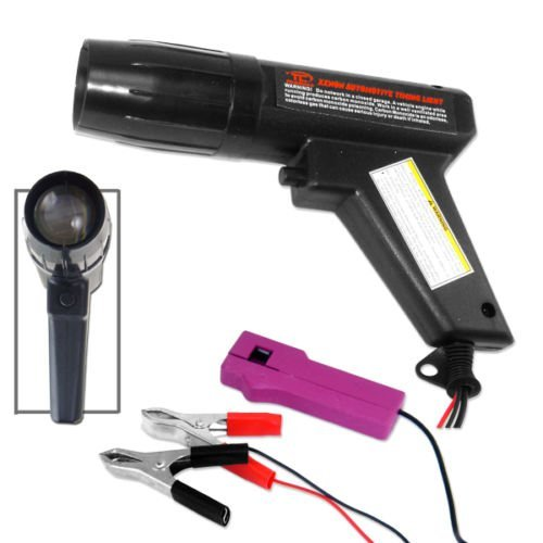 Xenon Professional Inductive Timing Light Engine Motor Automotive Tune up