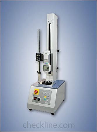 Motorized Vertical Test Stand (MX-275S Motorized Vertical Test Stand with Distance Meter, Capacity: 275 lbs / 125 Kg / 1225 N)