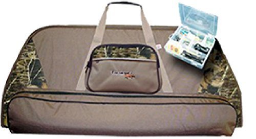 Sportsman Outdoor Tarantila 3 Pocket Camo Bow Case by Sportsman's Outdoor Products
