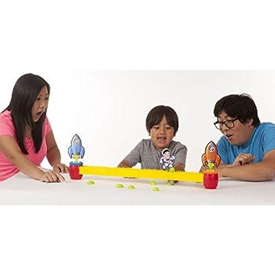 Ryan's Rocket Race Game: Toys & Games