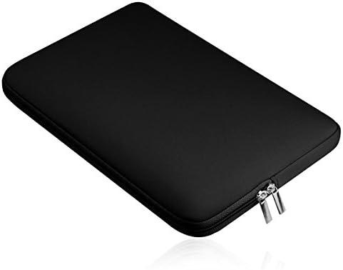 Funda para bolso, estuche portatil Leorx, superficie para Mac de 33 centímetros MacBook Air/Pro/Retina (negro): Amazon.es: Informática
