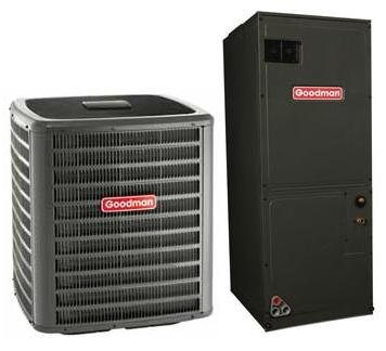 5 Ton Goodman 16 SEER R-410A Two-Stage Variable Speed Air Co