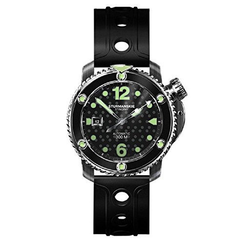 Used, Sturmanskie Stingray 300M Automatic 24J Men's Professional for sale  Delivered anywhere in USA