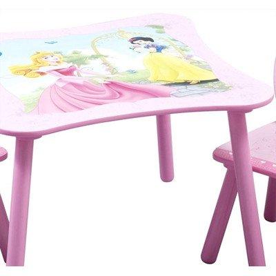 Amazon.com: Disney Princesa Kids 3 piezas Juego de mesa y ...