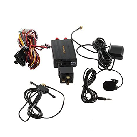 citipod (TM) nuevo 1 Set Auto Vehículo TK103B coche GPS Tracker GSM/GPRS dispositivo de seguimiento con mando a distancia rastreador veicular caliente ...