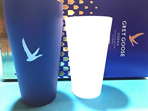 Grey Goose Metal Shaker